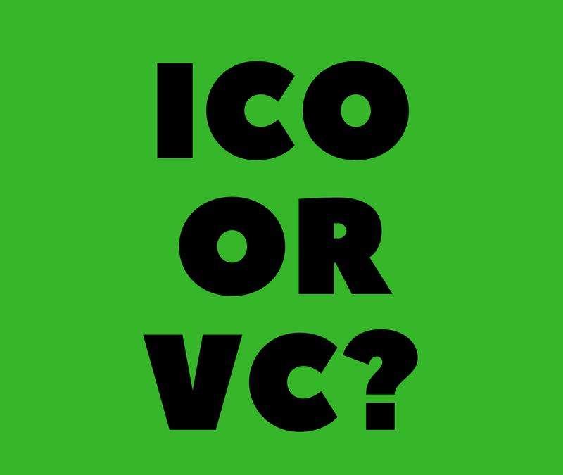 Do you even need an ICO?