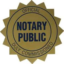 Unsolicited opinions, ICOs for notary public