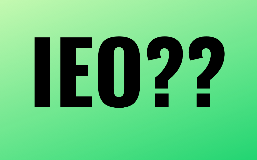 IEO Whitepapers: what's changed?